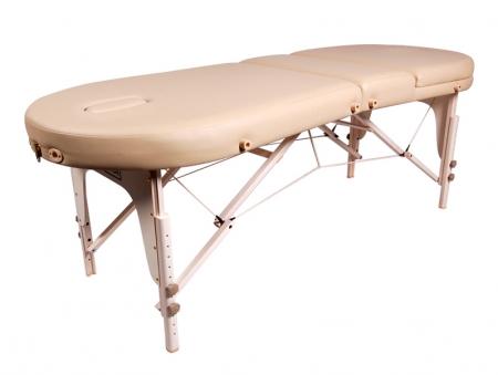 Складной массажный стол Us Medica Malibu - почувствуйте себя на беззаботном морском берегу!