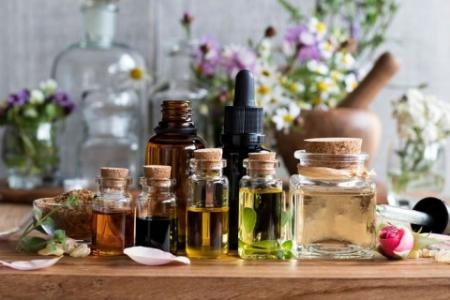 Натуральные ароматы и запарки для бани