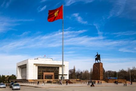 Политика Бишкека
