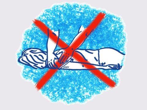 Противопоказания для проведения массажа